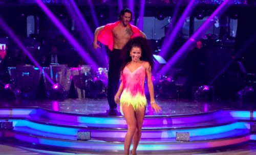 'Strictly Come Dancing': Seann Walsh Is Saved, As Vick Hope Is Sent Home By Judges