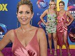 Candace Cameron-Bure, 42, charms Teen Choice Awards red carpet with look-a-like daughter Natasha, 19