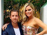 Sophie Monk and Joshua Gross proposes with a $25,000 diamond ring after two years of dating