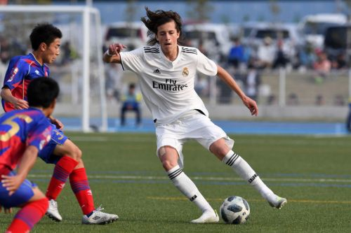 Real Madrid youngster Alvaro Fernandez Carreras to join Man United