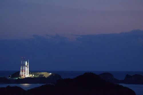 Japanese data relay satellite set for launch on H-2A rocket