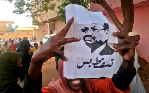 Sudan's Bashir dissolves government as he declares state of emergency