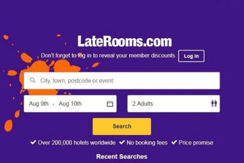 Collapsed travel agent Laterooms.com is about to make a comeback