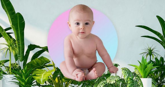 These are the most popular eco-friendly baby names