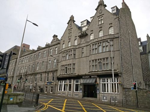 TRAVEL: Enjoy the height of elegance at the refurbished Station Hotel in Aberdeen