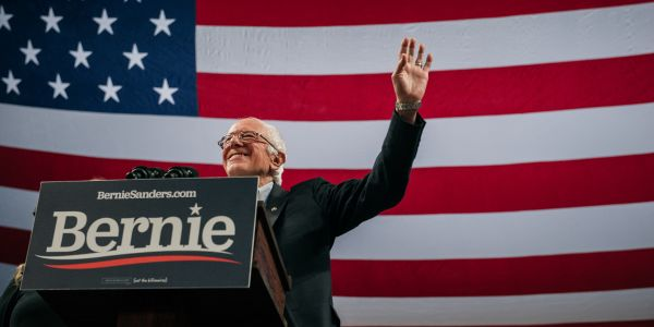 Bernie Sanders just unveiled how he'll pay for his biggest plans, from Medicare for All to erasing student debt
