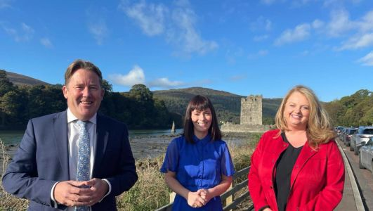 Narrow Water Bridge project to include walking and cycling facilities