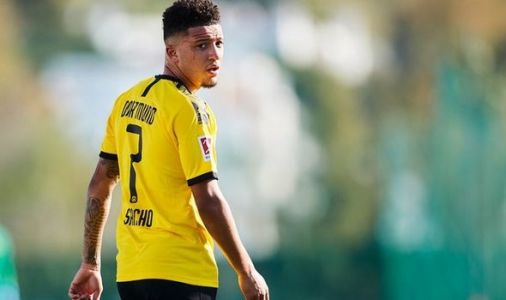 Borussia Dortmund chief confirms Jadon Sancho transfer plan amid Man Utd interest