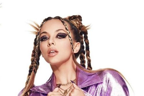 Jade Thirlwall is unrecognisable in daring fashion campaign alongside Heidi Klum