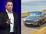 BBC is among several British pension funds which lost millions on their investments in Tesla