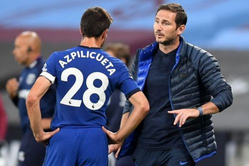 Chelsea boss Frank Lampard rages at players' mentality after West Ham defeat