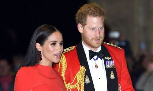 Meghan Markle and Prince Harry's hidden detail in their last royal post - revealed