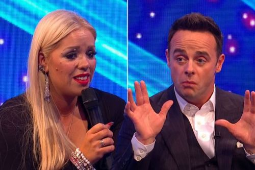Ant McPartin close to tears over emotional moment on Saturday Night Takeaway