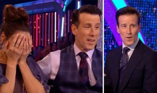 Strictly Come Dancing: 'I'm horrified' Anton Du Beke makes admission after shock result