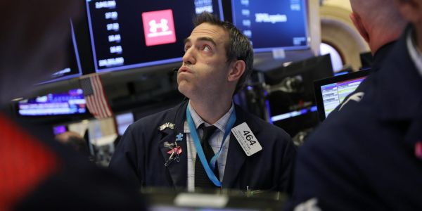 US stocks slip from record highs amid growth concerns ahead of Big Tech earnings