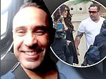 Joe Giudice surfaces in first snap since going to jail as he leaves ICE custody to fly to Italy