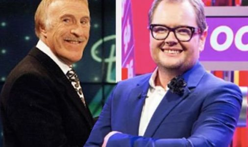 Alan Carr speaks out on replacing Sir Bruce Forsyth ahead of Play Your Cards Right reboot