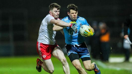Rory Brennan has sights set on double glory with Tyrone in hectic autumn schedule