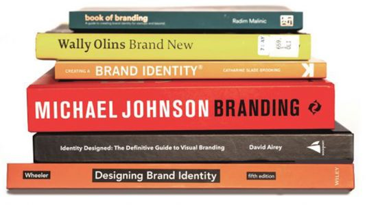 The best branding books: Brand books to inspire