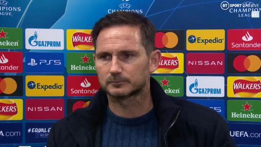 Frank Lampard confirms updated injury news for Champions League game
