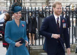 Prince Harry reportedly texted Kate Middleton after baby Lilibet's birth