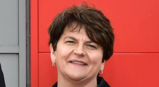 DUP hails 'open and constructive discussion' on policing