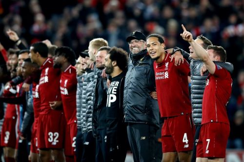 Jurgen Klopp's collective spirit gives Liverpool the Champions League winning quality