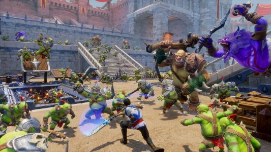 Orcs Must Die 3 is now available on Steam