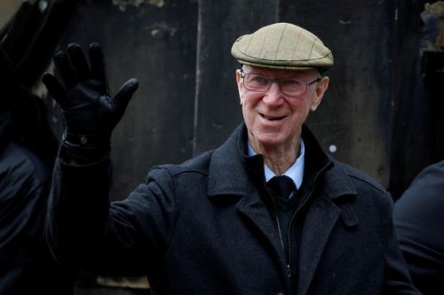 Jack Charlton dead at 85 and tributes have poured in for footballing legend