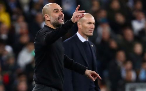 Manchester City vs Real Madrid, Champions League: live score and latest goal updates