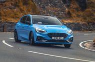 Ford Focus ST Edition 2021 UK review