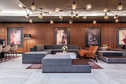 Stylish interiors in Cologne, Frankfurt and Basel