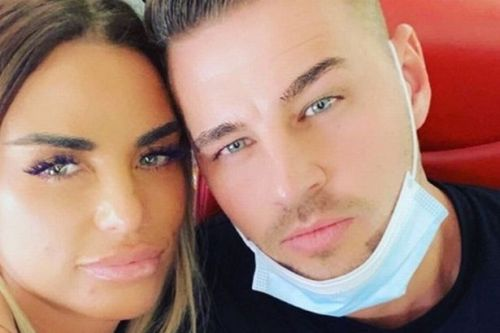 Katie Price moving in with Carl Woods after just one month of dating