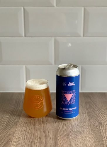 Campervan Brewery to launch Delicious? Delicious! - a collaborative beer with The Queer Brewing Project
