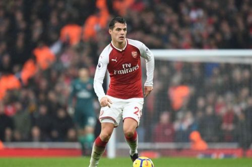 Granit Xhaka hints Arsenal are set to sign Sokratis Papastathopoulos and Caglar Soyuncu as Gunners begin life after Arsene Wenger
