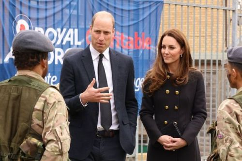 Kate Middleton sticks to royal fashion protocol after Prince Philip's funeral