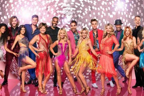 Strictly Come Dancing 2018 contestants: who has joined the celebrity line-up?