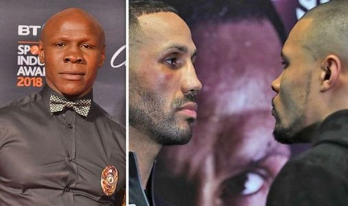 Boxing news: Chris Eubank Sr makes worrying claim about son ahead of James DeGale fight