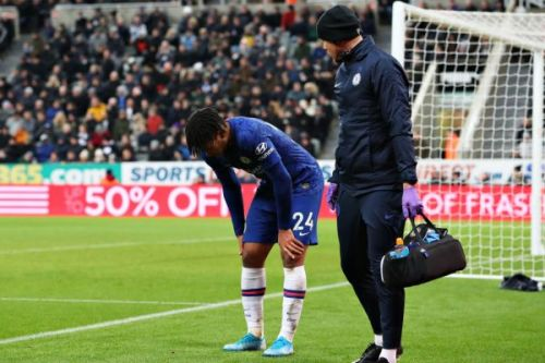 Chelsea boss Frank Lampard provides updates on Reece James & Marcos Alonso ahead of Arsenal