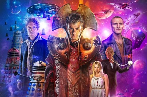 Time Lord Victorious: Full list of Doctor Who releases