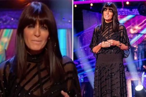 Claudia Winkleman threatened to quit Strictly Come Dancing in tearful phone call