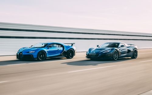 Bugatti and Rimac joins forces to create new hypercar company