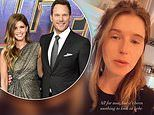 Katherine Schwarzenegger defends husband Chris Pratt after he's slammed over politics