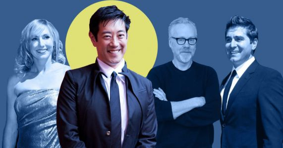 Mythbusters co-stars Adam Savage, Tory Belleci and Kari Byron lead tributes to Grant Imahara who died aged 49