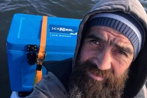 Kayaker's devastating final hours before his body found washed up on beach