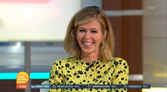 Kate Garraway confirms Good Morning Britain return date as doctors urge her to 'get on'