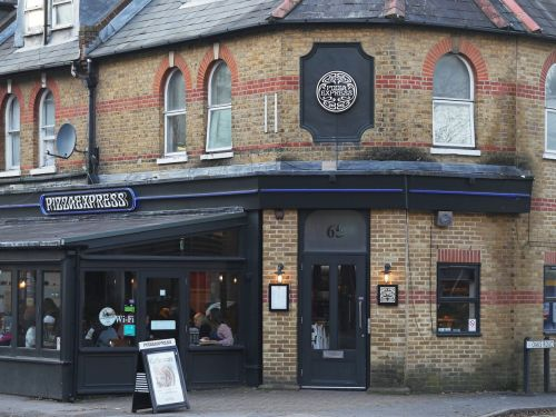 Pizza Express Woking's Extra Spicy 'Prince Andrew' Special Can't Be Far Away