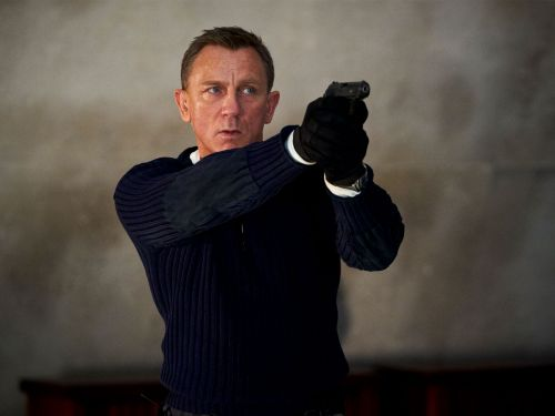 007 returns in the first No Time to Die trailer