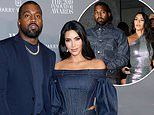 Kim Kardashian and Kanye West 'won't discuss politics during stay in remote Caribbean fortress'