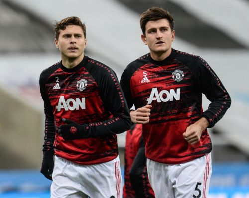 'Massive question marks' - Paul Parker still not convinced by Manchester United's Harry Maguire and Victor Lindelof